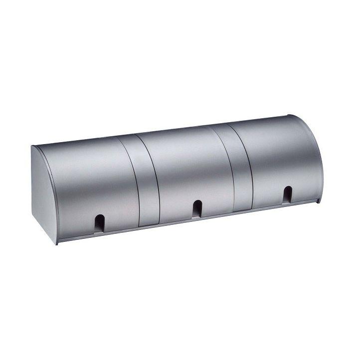 3-voudig stopcontact en mini-schakelaar VSTS1003