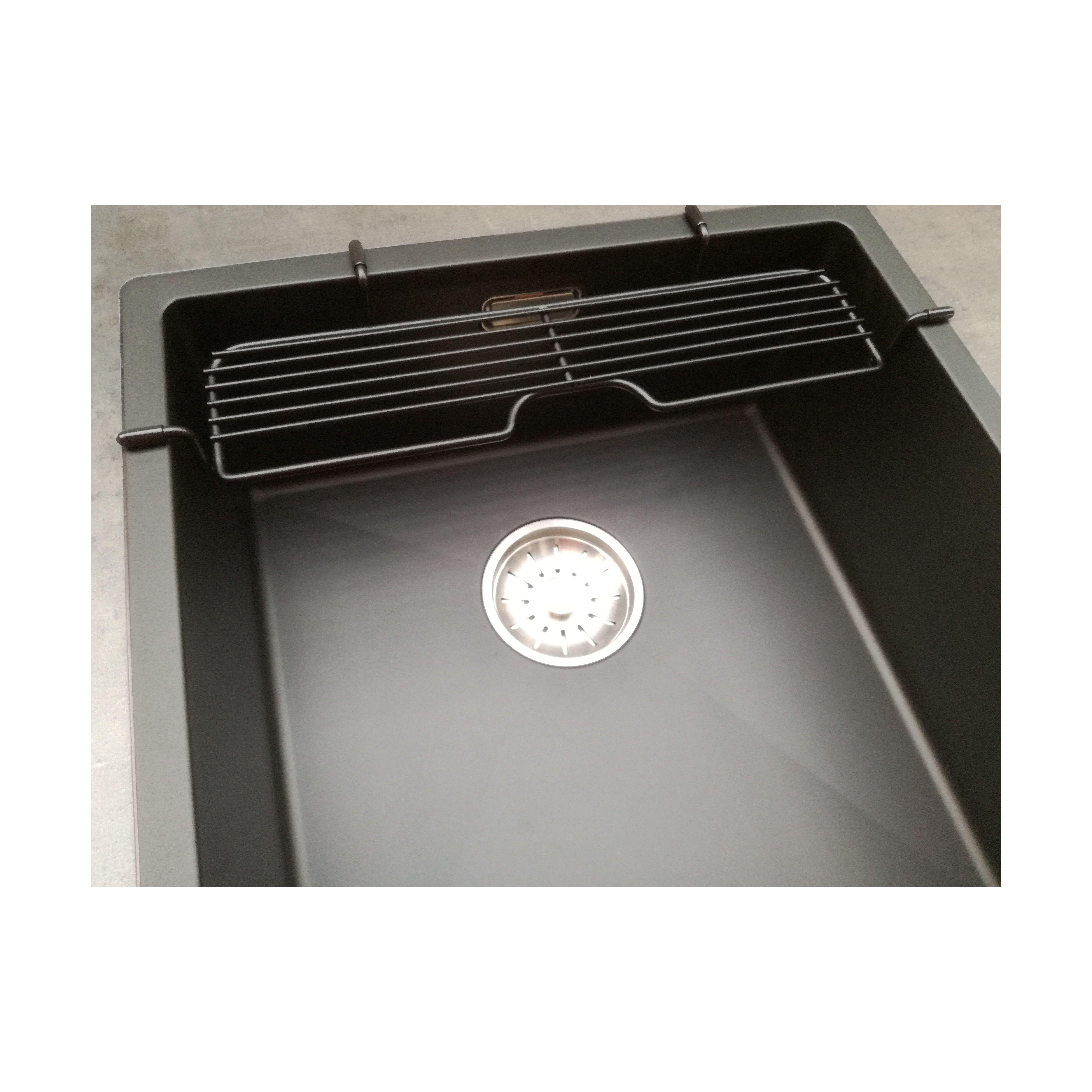 Comfort plateau model 400-R10 ZWART