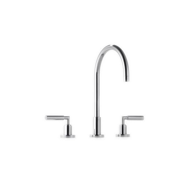 dornbracht tara classic 3 gats keukenkraan chroom 2081588200. Black Bedroom Furniture Sets. Home Design Ideas