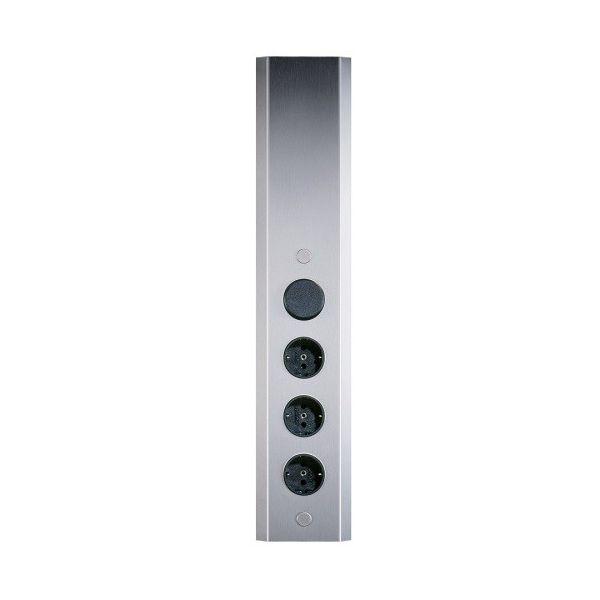 Energiezuil 3 stopcontacten VSTS3006 17496