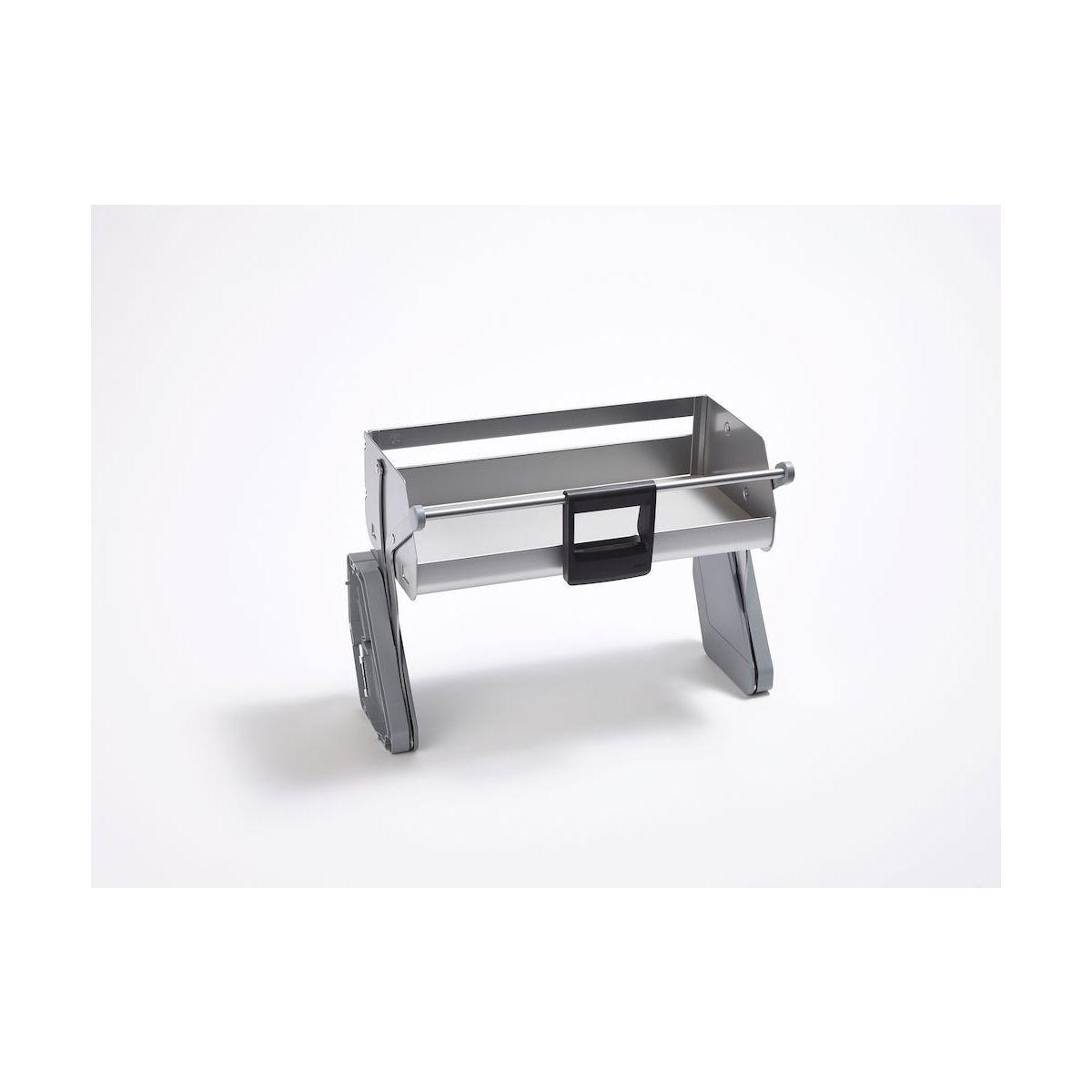 Imove bovenkast uittreksysteem 1 plateau kast 90 Zilver kopen met korting