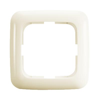 Inbouwraam stopcontact Creme-Wit TBV 8268257