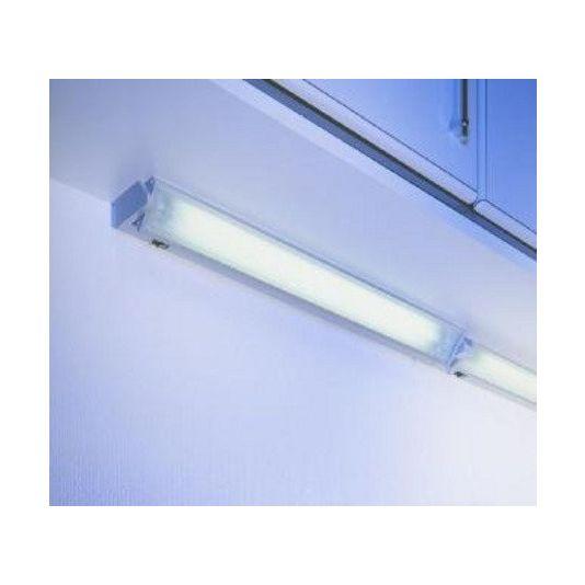 Kantelbare TL-verlichting RVS Lengte 358 mm 8 watt