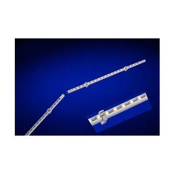 LED Armatuur aluminium Pipe profiel 35 CM